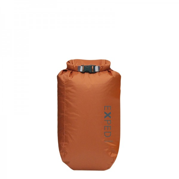 EXPED Fold Drybag M Terracotta