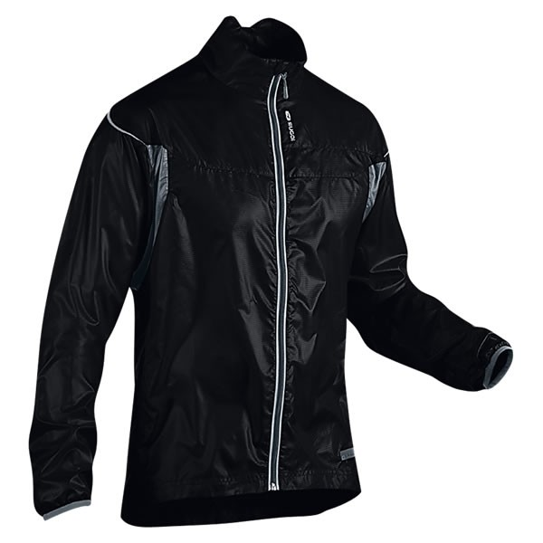 SUGOi Windjacke - Helium Jacket Men Black