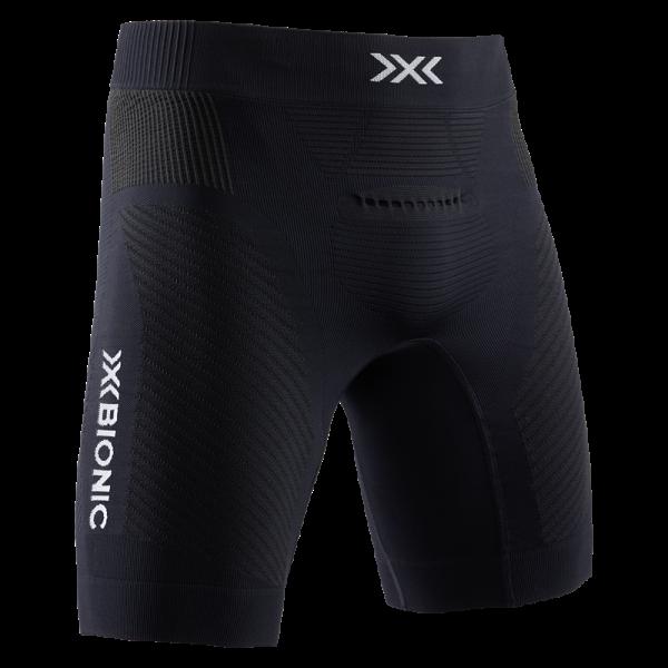 X-BIONIC INVENT 4.0 Run Speed Shorts Men Opal Black/Arctic White