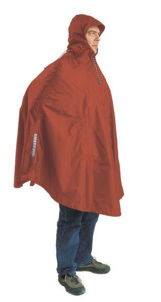 EXPED Daypack & Bike Poncho