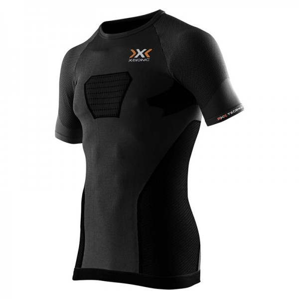 X-BIONIC Speed EVO Running Shirt S/S Men Black