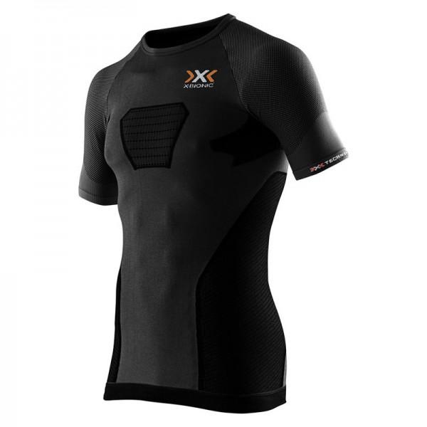 X-BIONIC Speed EVO Running Shirt S/S Men Black