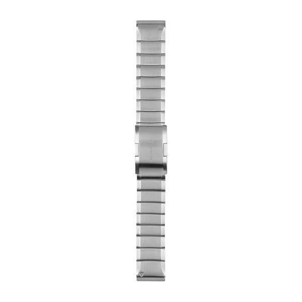 GARMIN QuickFit 22 Armband Metall Silver
