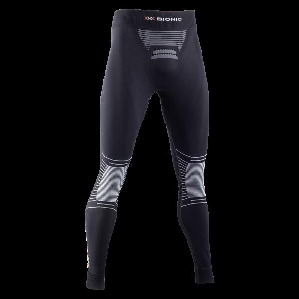 X-BIONIC Energizer 4.0 Pants Men Opal Black/Arctic White