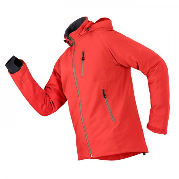 R'ADYS R3 Softshelljacke Men Red