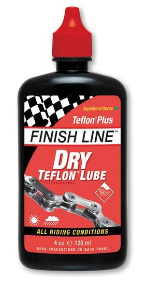 Finish Line TeflonPlus Kettenschmiermittel, 120 ml