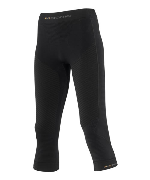 X-BIONIC Running Pants Medium Women Black