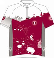 SUGOi Morgenrot Jersey Swiss Edition Men