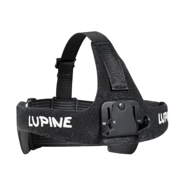 LUPINE Piko Heavy Duty Stirnband, ohne Kabel