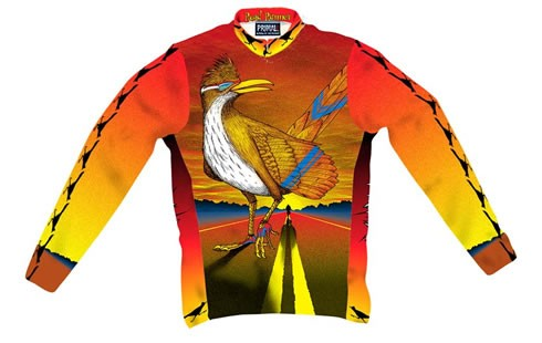 Primal Wear Road Runner L/S Jersey