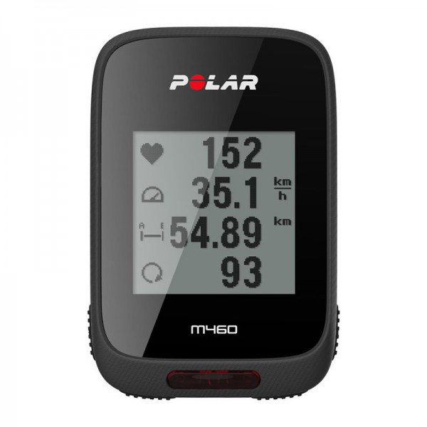 POLAR M460 GPS HR Velocomputer