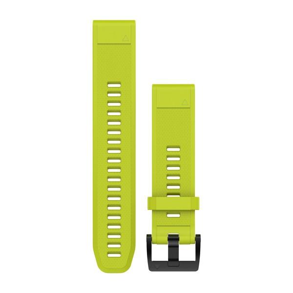 GARMIN QuickFit 22 Armband Silikon Amp Yellow