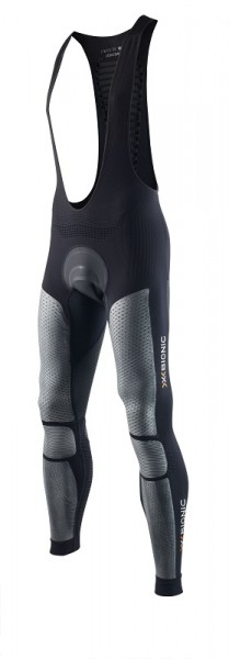 X-BIONIC Windskin Bib Tight BT 2.2 Bike Men
