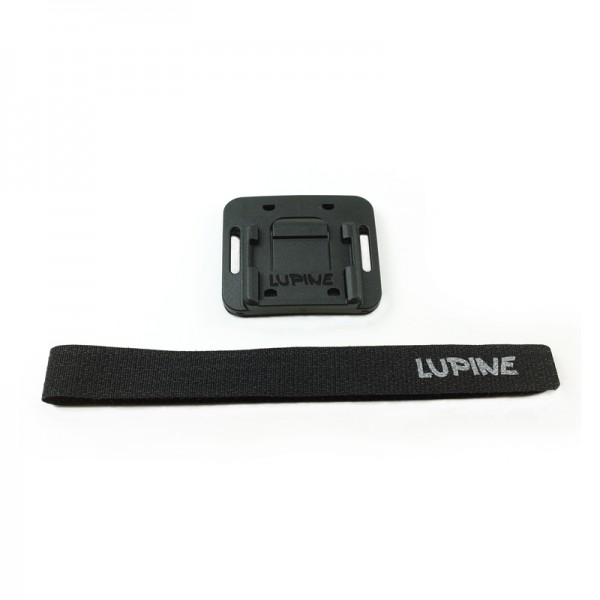 LUPINE FrontClick Helmhalter Blika/Wilma/Piko/Neo