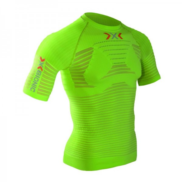 X-BIONIC Effektor Power Shirt S/S Unisex Lime