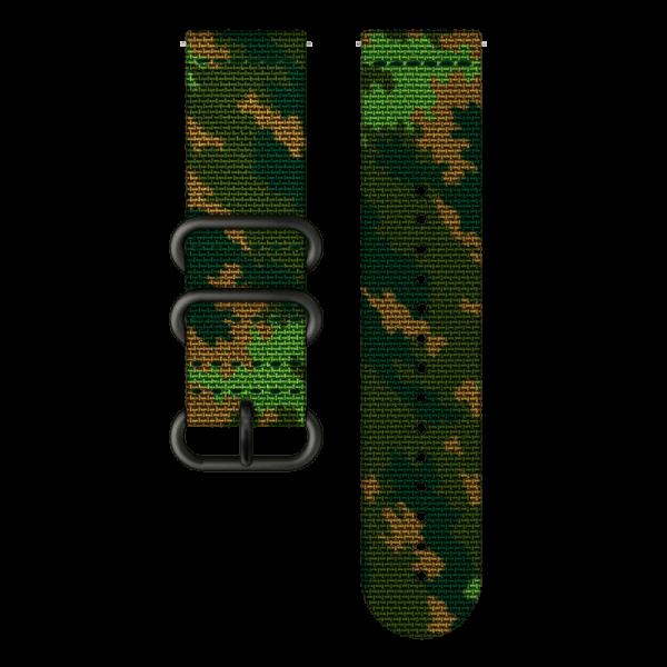 SUUNTO TRAVERSE Alpha Woodland Strap Armband