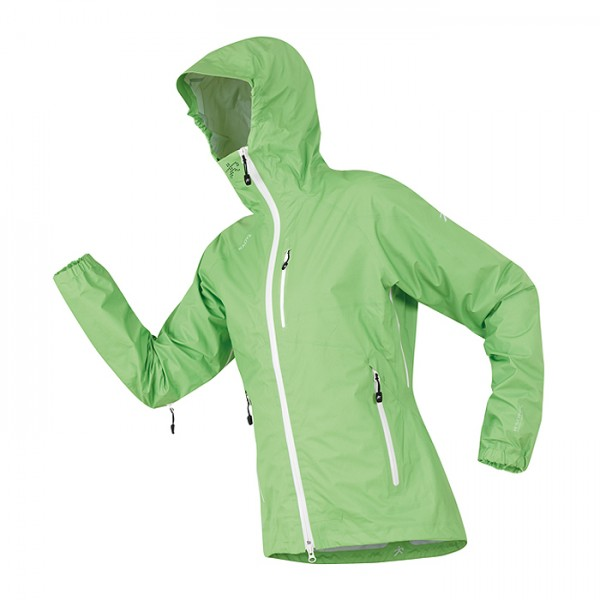 R'ADYS R1W x-light Regenjacke Women Sprout