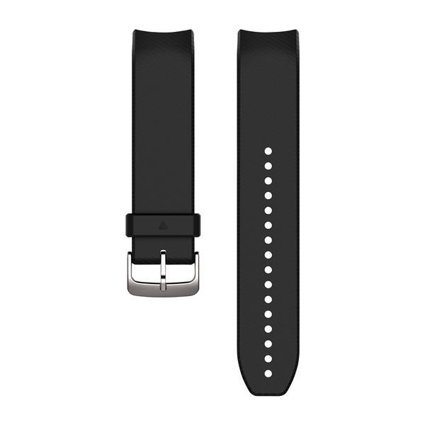 GARMIN QuickFit 22 Silikon Black Approach S60