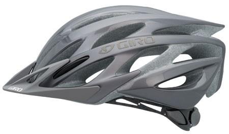 GIRO Athlon Bikehelm, Titanium