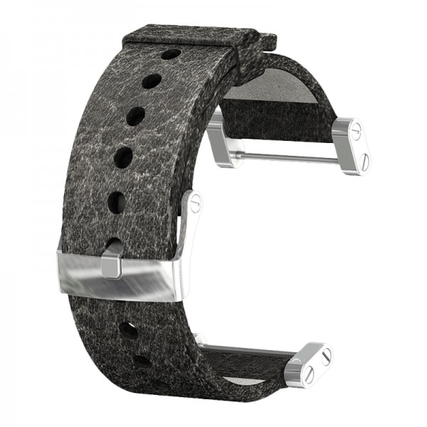 SUUNTO Core Strap Leather Black Ersatzarmband