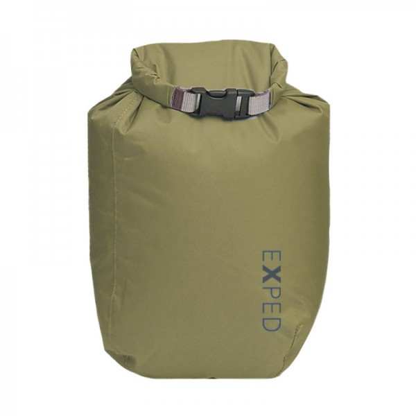 EXPED Crush Drybag S Green