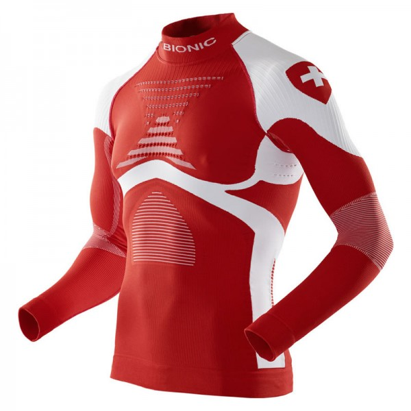X-BIONIC Accumulator EVO Shirt L/S Men Swiss