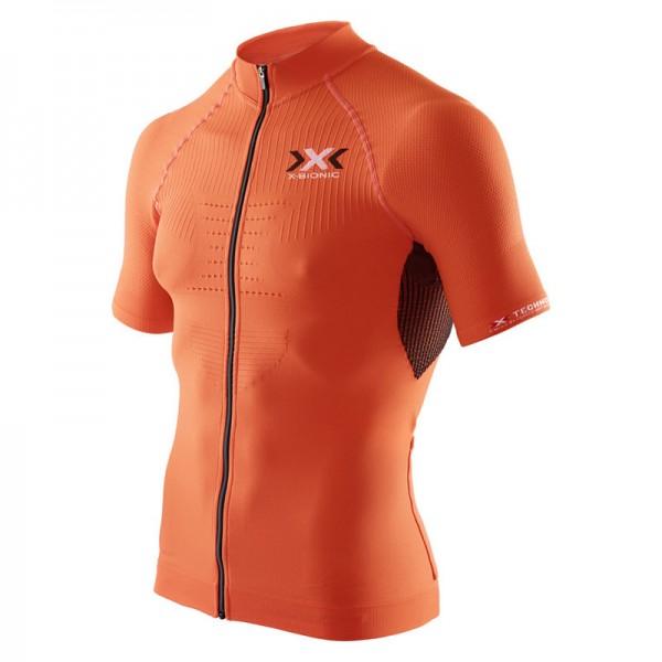 X-BIONIC THE TRICK Bike Shirt S/S Men Orange
