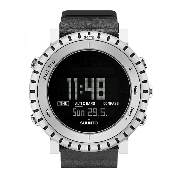 SUUNTO Core Alu Black Outdoor-Uhr