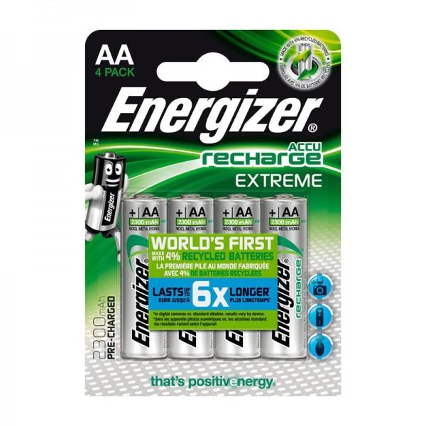 Energizer NiMH-Akku - Accu rechargeable AA - HR6