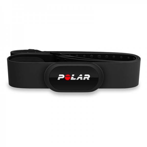 POLAR H10 Herzfrequenz-Sensor Bluetooth/ANT+ Black
