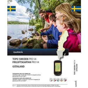 GARMIN TOPO Schweden Götaland V4 Pro