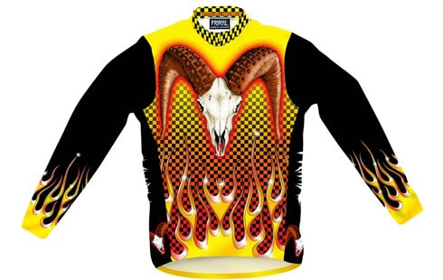 Primal Wear Tread Head L/S Jersey