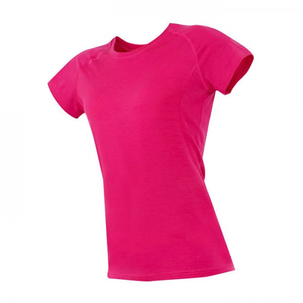 R'ADYS R18W Merino T-Shirt Women Rose