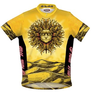 Primal Wear Here Comes The Sun Jersey