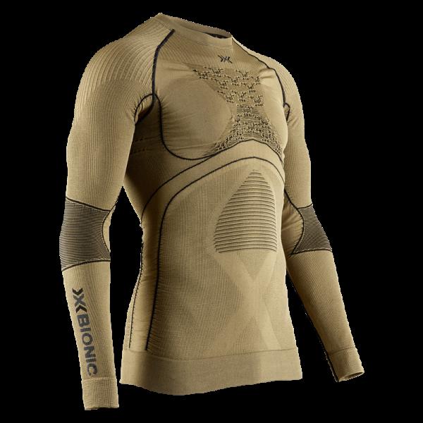 X-BIONIC RADIACTOR 4.0 Shirt Round Neck L/S Men