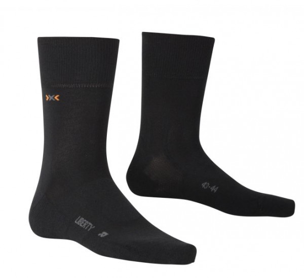 X-SOCKS Liberty Socken Black