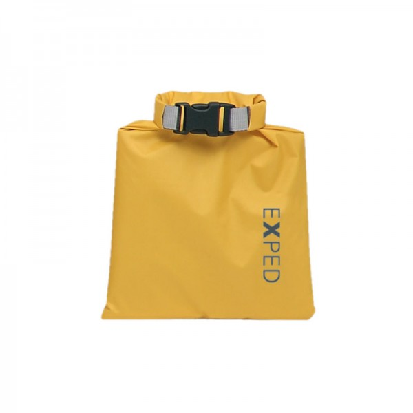 EXPED Crush Drybag XXS Corn Yellow