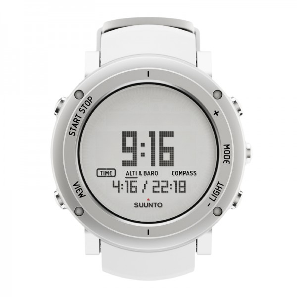 SUUNTO Core Alu Pure White Outdoor-Uhr