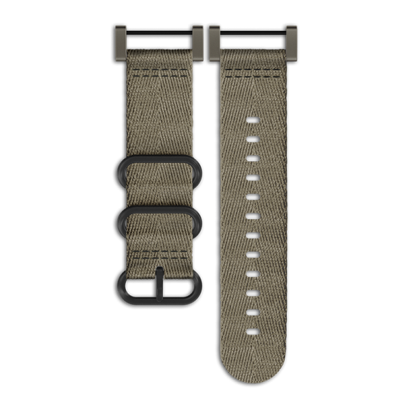 SUUNTO TRAVERSE Slate Strap Armband