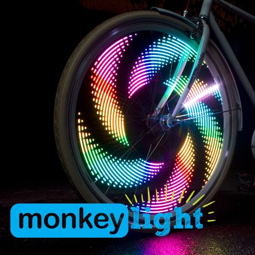 Monkey Light M232 Bike Light
