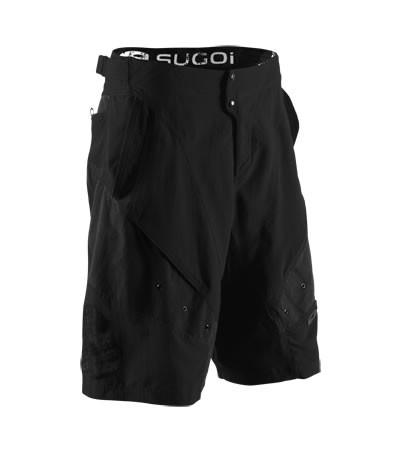 SUGOi Gustov Shorts Black