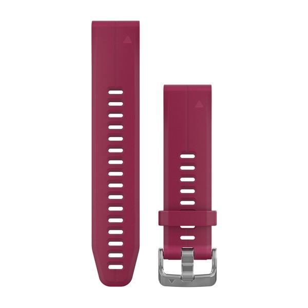 GARMIN QuickFit 20 Armband Silicone Cerise