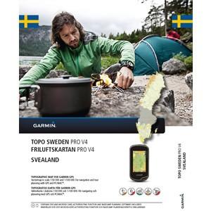 GARMIN TOPO Schweden Svealand V4 Pro