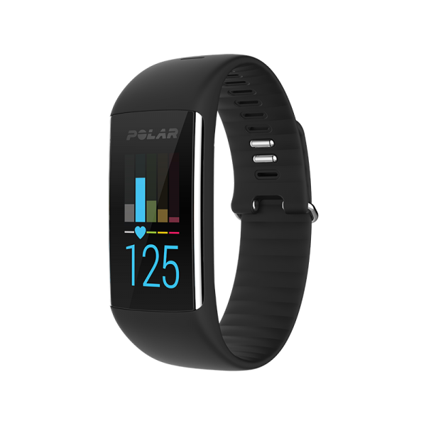 POLAR A360 Fitnesstracker Black S