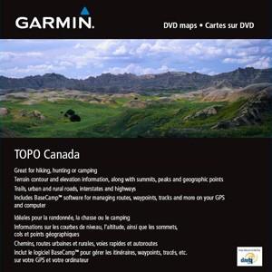 GARMIN TOPO Kanada/Canada DVD