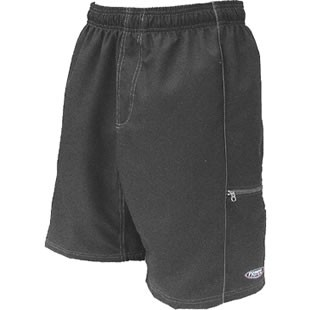 Primal Wear Black Chile Loose Fit Shorts