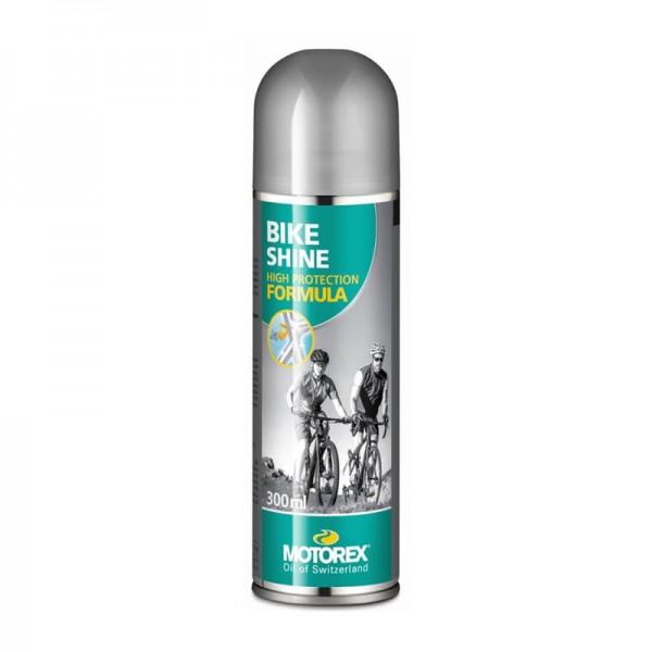 MOTOREX Bike Shine Pflege- und Schutzspray