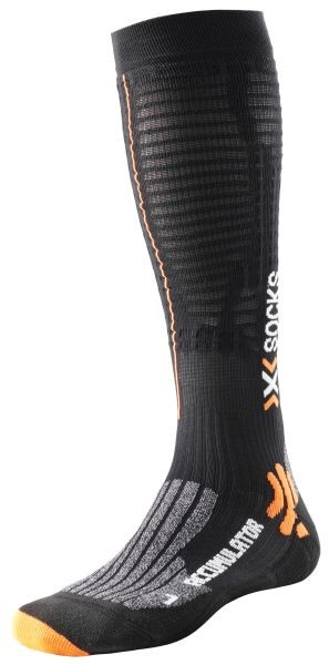 X-SOCKS Run Accumulator Socken Black