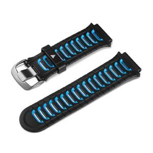 GARMIN Ersatzarmband Black/Blue Forerunner 920XT