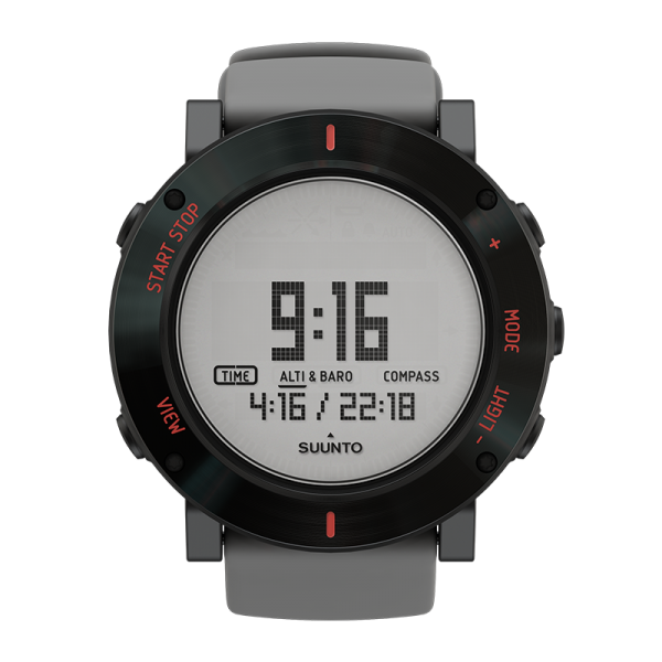 SUUNTO Core Crush Gray Outdoor-Uhr